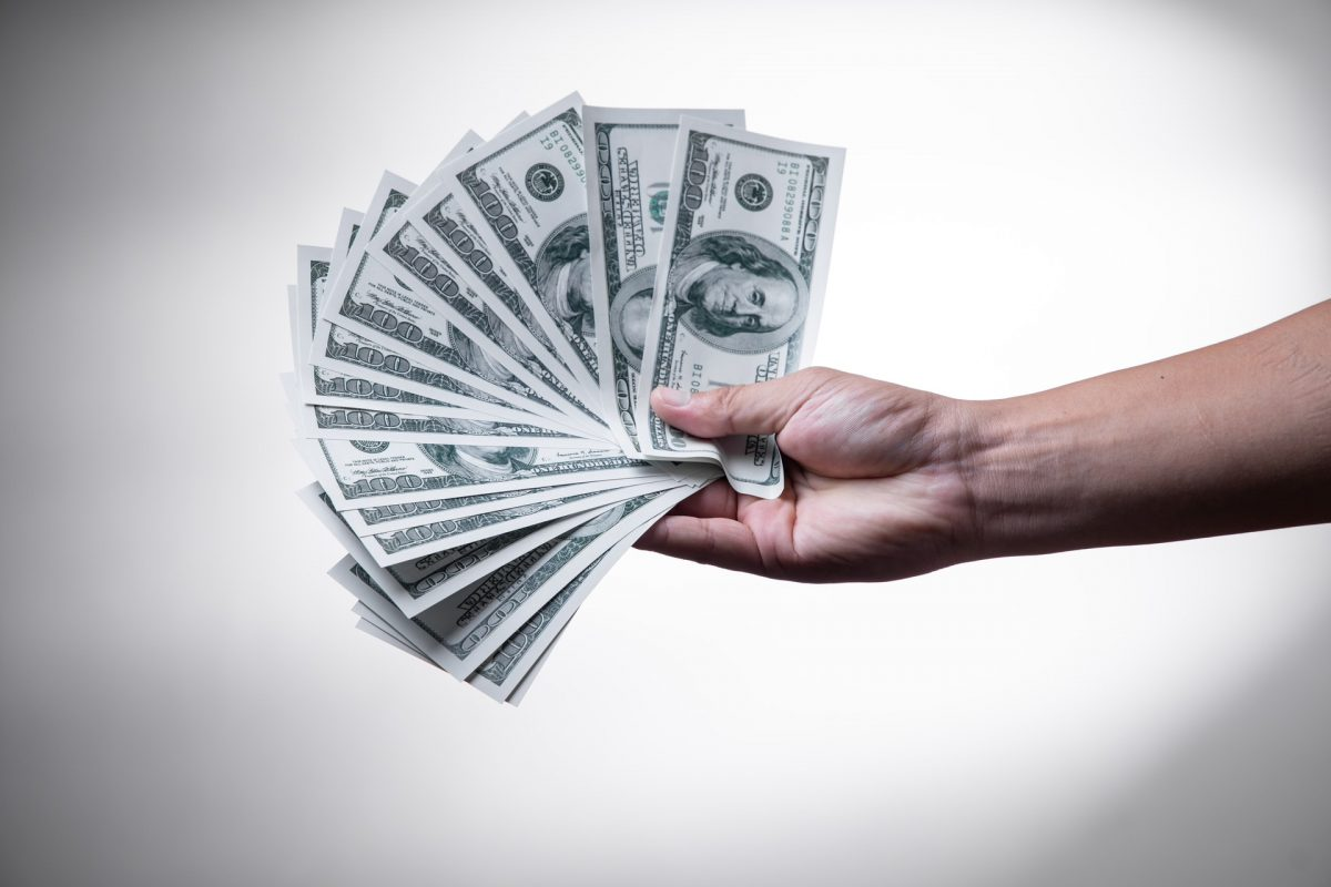 Guldkorn til hvordan du kan få ekstra penge på lommen